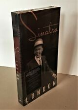 Frank Sinatra - London 3CD + 1DVD box set + art prints (Universal, 2014) SEALED!