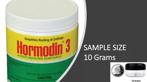 10g Hormodin Rooting Hormone Powder #3 0.8% IBA (Indole-3-butyric acid)