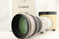 【EXC+5 in Case】 CANON EF 300mm f/2.8 L USM Telephoto Lens w/ Hood from JAPAN
