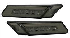 2 REPETITEUR LED PORSCHE 911 TYPE 997 CARRERA S 2005-2008 LATERAUX LED NOIR FUME