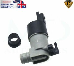 Windscreen Washer Pump For Nissan Qashqai Mk2 2013>On / Micra Mk4 K13 2010>on