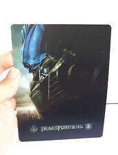 Transformers 3D lenticular Flip effect for Steelbook