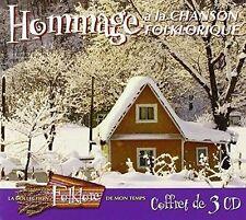 CD de musique folk chanson