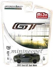 GREENLIGHT 51143 2017 FORD GT TEST MULE 1/64 DIECAST MODEL CAR GREEN