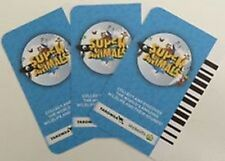 Woolworths Super Animals Cards 5 for (blue Edition 2014)