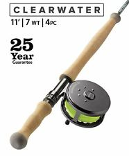 Orvis Clearwater 7wt 11' Switch Rod - 25 Year Warranty - Free Shipping