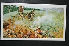 Borneo Confrontation 1965  Sarawak    10th Gurkha Rifles    Colour Card # CAT D