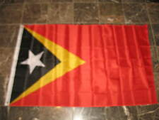 3x5 East Timor Timor-Leste Portugese Indonesian Flag 3'x5' Banner Brass Grommets