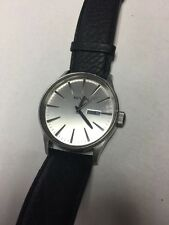 MEN'S COOL & CLASSY NIXON NEVER BE LATE THE SENTRY DAY/DATE WATCH