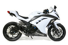BROCK'S PERFORMANCE  ELECTRO BLACK FULL SYSTEM KAWASAKI NINJA300 Was $659