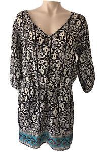 Tolani Size S Silk Dress