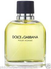 TST MEN DOLCE & GABBANA Pour Homme 4.2 EDT By D&G SPRAY NIB D & G Pour Homme