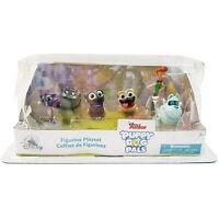 Disney Store Puppy Dog Pals 6 Figure Play Set Figurine Bingo Rolly DAMAGED BOX A