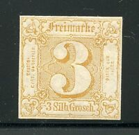 GERMANY NORTHERN DISTRICT SCOTT#20 MINT HINGED THINNED   AS SHOWN