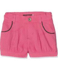Catimini Girl Hot Pink Bubble Shorts Size 4 Years