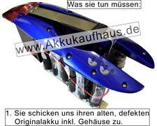 Flyer LiIon - Ebike Akku, 36V / 14000mAh Ersatzakku für Räder der Flyer F-Serie