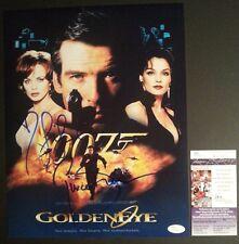 "PIERCE BROSNAN Authentic Hand-Signed ""JAMES BOND 007"" 11x14 Photo (JSA COA)"