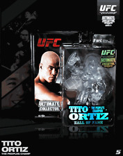 TITO ORTIZ HOF ULTIMATE COLLECTORS SERIES 12 LIMITED EDITION ROUND 5 UFC FIGURE