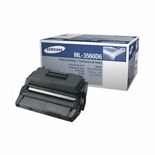 Genuine Samsung ML-3560D6 Black Toner Cartridge for ML-3561N,ML-3561ND Printers