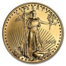 2005 1/2 oz Gold American Eagle Coin - Brilliant Uncirculated - SKU #75205