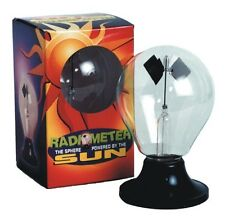 RADIOMETER  #01800 TEDCO SCIENCE TOYS * Demonstrate Solar Energy & Fun Too!!!