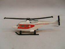 1976 MATCHBOX LESNEY SUPERFAST SKY-BUSTERS CODE RED LA FIRE DEPT HELICOPTER NEW