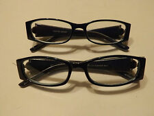 Womens reading glasses, TWO  Readers, Ladies 1.0X , Foster Grant . USA SLR, #XB2