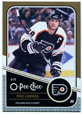 2011-12 O-Pee-Chee ERIC LINDROS Gold Marquee Legends #L2 Rare SP OPC High BV