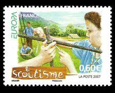 FRANCE - 2007 Anniversary of Scouting Scott #3327 - VF MNH