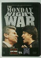 WWE - Monday Night Wars (DVD, 2004) WCW McMahon Bischoff Austin