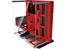 Thermaltake Core P3 Red ATX Open Frame Panoramic Viewing Tt LCS Certified Gaming
