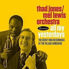 All My Yesterdays: The Debut 1966 Village Vanguard Recordings * by Mel Lewis Orc