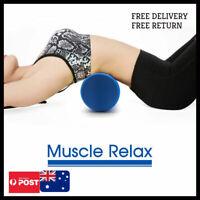 Home Gym EVA Physio Foam AB Roller Yoga Pilates Exercise Back Massage 45x15 Cm