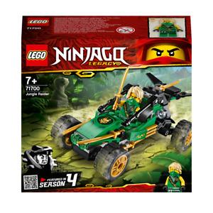 LEGO 71700 Ninjago Legacy Jungle Raider Building Set New & Sealed FREE POST