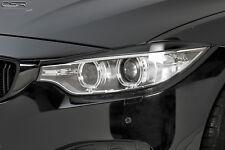 CSR Scheinwerferblenden für BMW 4er F32, F33, F36 SB252