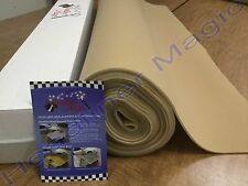 LT TAN Honda Civic With Sunroof Auto Headliner Fabric Material SHIPS IN A BOX