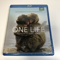One Life BBC Earth Narrated by Daniel Craig Sealed - Blu-Ray  Brand NEW
