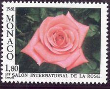 STAMP / TIMBRE DE MONACO N° 1297 ** FLORE / FLEUR / ROSE