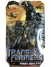 Hasbro Transformers Movie Robot Replicas Starscream Action Figure Revenge Fallen