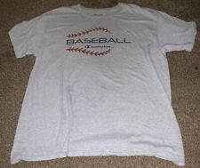 Champion Baseball T Shirt Mens Size Large