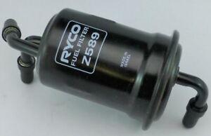 GENUINE RYCO Z589 Fuel Filter - FITS KIA, SEE LIST