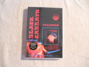 """Black Sabbath """"Paranoid"""" 2010 DVD Eagle Vision 97 Min. $"""