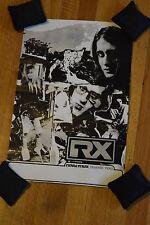 "Royal Trux ""Thank You"" 1995 Original Promo Poster 12 x 18 Hagerty Herrema"