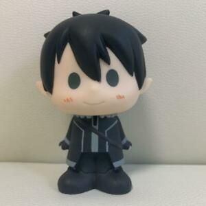 SEGA Sword Art Online Kirito 8cm toy plush model doll Figure Japan anime 8
