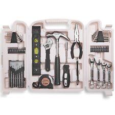 VonHaus Household Tool Set / Box / Kit For Diy Rose Gold - 53 Pieces