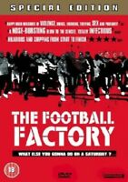The Football Factory DVD (2004) Danny Dyer, Love (DIR) cert 18 ***NEW***
