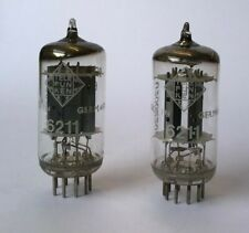 6211 Telefunken 2 pieces NOS tube valve