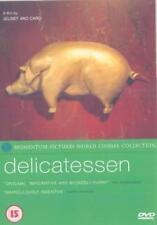 DELICATESSEN JEUNET AND CARO DOMINIQUE PINON MOMENTUM UK 2002 REGION 2 DVD NEW