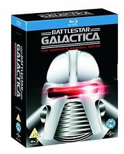 Battlestar Galactica Complete Original Seasons 1-2 [Blu-ray Box Set Region Free]