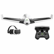 Parrot Disco Fixed Wing Drone FPV Factory Refurbished Kit In Box 50 MPH Plane